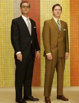 Jim Cutler and Ted Chaugh Mad Men Season 7 Character Portrait
