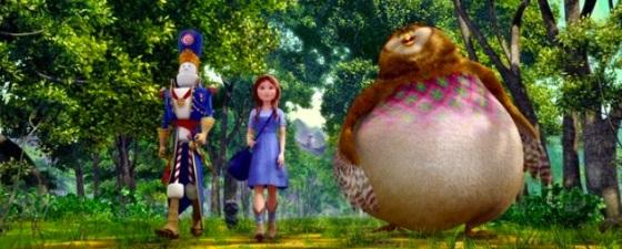 Legends of Oz Dorothy's Return 2014 Summer Movie Preview