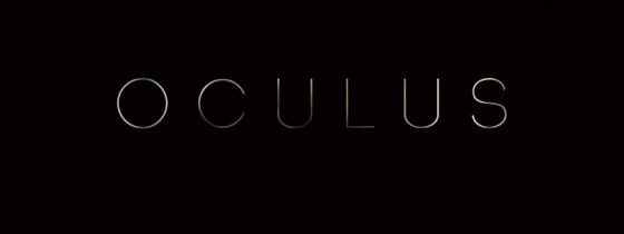 Oculus Title Movie Logo