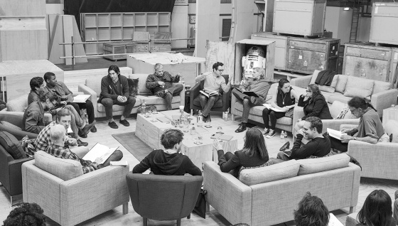Official Star Wars Episode 7 Cast