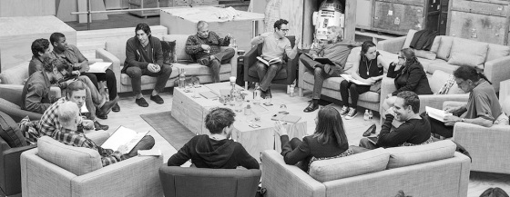 Official 'Star Wars Episode VII' Cast Announcement
