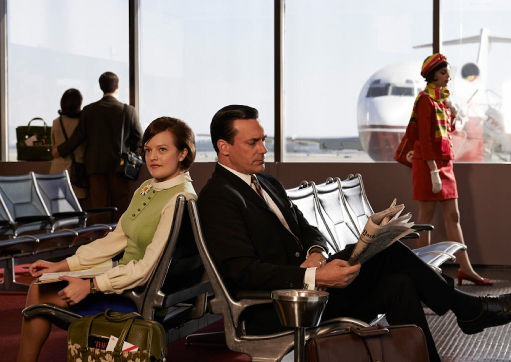 Peggy and Don Mad Men Season 7 Character Photos