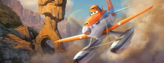 Planes Fire and Rescue 2014 Summer Movie Preview