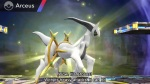 Super Smash Bros. 2014 Wii U Arceus Pokemon