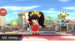 Super Smash Bros. 2014 Wii U Ashley Assist