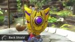 Super Smash Bros. 2014 Wii U Back Shield Item
