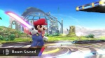 Super Smash Bros. 2014 Wii U Beam Sword Item