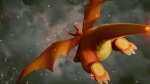 Super Smash Bros. 2014 Wii U Charizard Flying