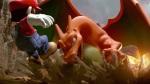 Super Smash Bros. 2014 Wii U Charizard Smash