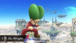 Super Smash Bros. 2014 Wii U Dr. Wright Assist
