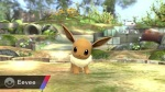 Super Smash Bros. 2014 Wii U Eevee Pokemon