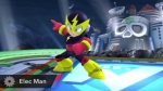 Super Smash Bros. 2014 Wii U Elec Man Assist