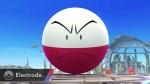 Super Smash Bros. 2014 Wii U Electrode Pokemon