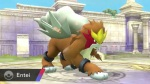 Super Smash Bros. 2014 Wii U Entei Pokemon