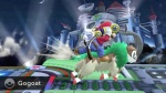 Super Smash Bros. 2014 Wii U Gogoat Pokemon
