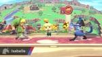 Super Smash Bros. 2014 Wii U Isabelle Assist