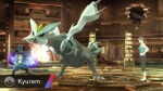 Super Smash Bros. 2014 Wii U Kyurem Pokemon