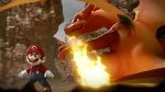 Super Smash Bros. 2014 Wii U Mario and Charizard