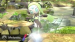 Super Smash Bros. 2014 Wii U Meloetta Pokemon