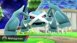 Super Smash Bros. 2014 Wii U Metagross Pokemon
