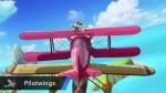 Super Smash Bros. 2014 Wii U Pilotwings Stage