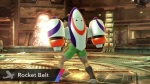 Super Smash Bros. 2014 Wii U Rocket Belt Item