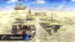 Super Smash Bros. 2014 Wii U Skyworld Stage