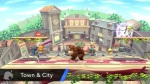Super Smash Bros. 2014 Wii U Town and City Stage