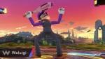 Super Smash Bros. 2014 Wii U Waluigi Assist