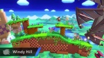 Super Smash Bros. 2014 Wii U Windy Hill Stage