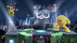 Super Smash Bros. 2014 Wii U Yellow Devil 2