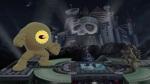 Super Smash Bros. 2014 Wii U Yellow Devil Eye