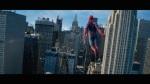 The Amazing Spider-Man 2 Movie Screenshot Behind Costume