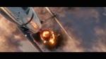 The Amazing Spider-Man 2 Movie Screenshot Plane Crash