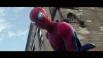 The Amazing Spider-Man 2 Movie Screenshot Wall Crawler