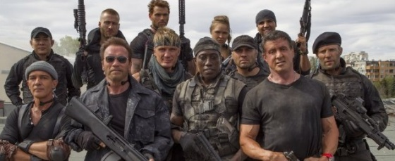 The Expendables 3 2014 Summer Movie Preview