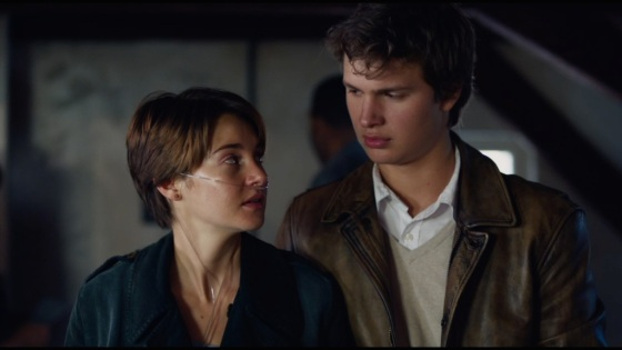 The Fault in Our Stars Movie Hazel and Augustus