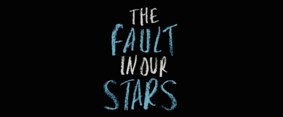 The Fault in Our Stars Title Movie Logo