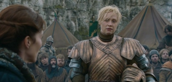 'The Hunger Games Mockingjay Part 2' Casts Game of Thrones Actress Gwendoline Christie