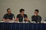 The Maze Runner WonderCon Press Conference Dylan OBrien