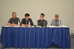 The Maze Runner WonderCon Press Conference Wes Ball