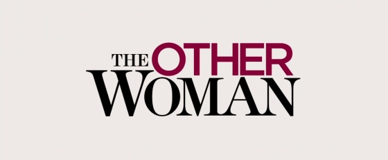 The Other Woman Title Movie Logo