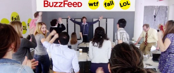 The Wolf of BuzzFeed Parody Video 3