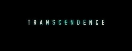 Transendence Title Movie Logo