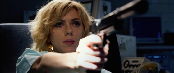 WonderCon 2014 Luc Besson Shares New Footage from 'Lucy'