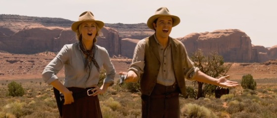 'A Million Ways to Die in the West' Trailer Seth MacFarlane