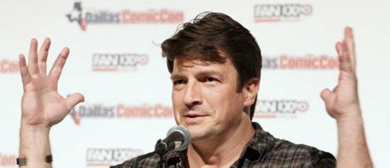 Dallas Comic-Con 2014 Nathan Fillion Panel