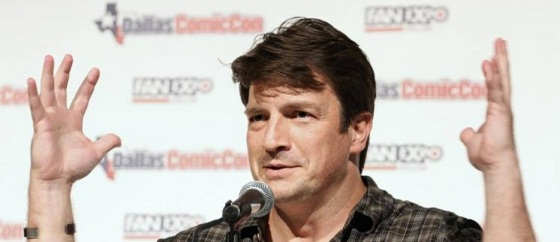 Dallas Comic-Con 2014 Nathan Fillion Panel