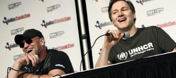 Dallas Comic-Con 2014 The Walking Dead Panel