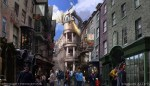 'Harry Potter and the Escape from Gringotts' Concept Art 6